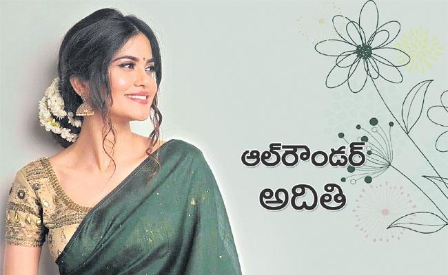 She Web Series Aditi Pohankar Interview - Sakshi