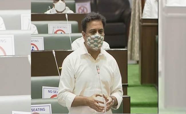 Govt To Create 3 Lakh Jobs In Electronics Manufacturing: KTR - Sakshi