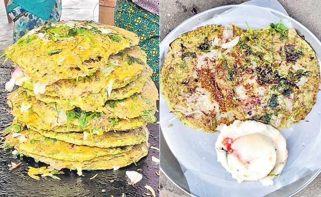 Tetagunta Pesarattu Upma Special Story In East Godavari - Sakshi