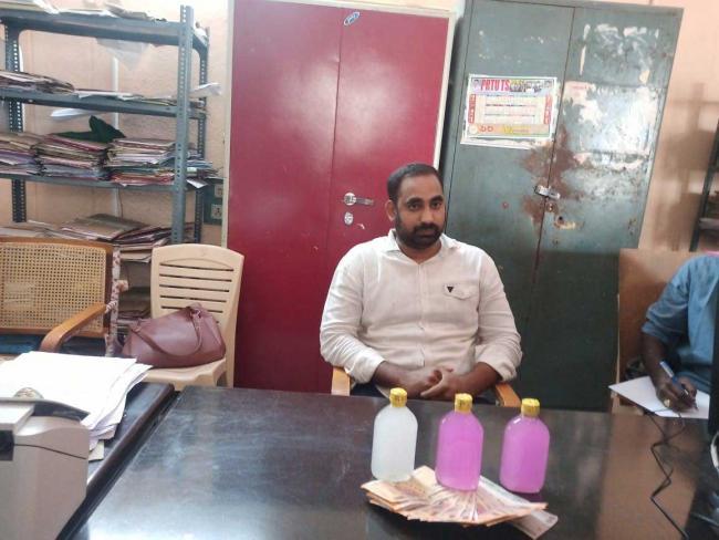 Crime News - ACB Raids Palvancha Tahasildar Office