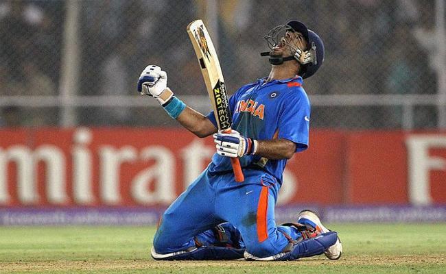 Yuvraj Singh Grand Reception After India Legends Win Title - Sakshi