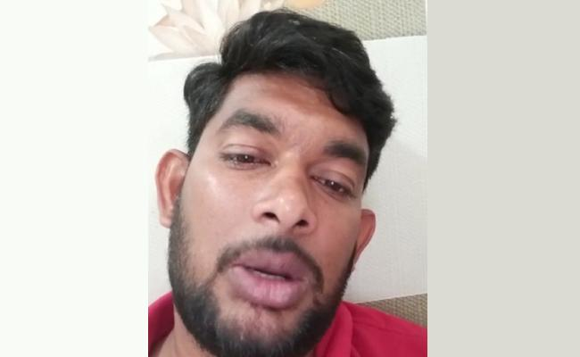 Man tries To Eliminate Himself Over Love Affair Issue Guntur - Sakshi