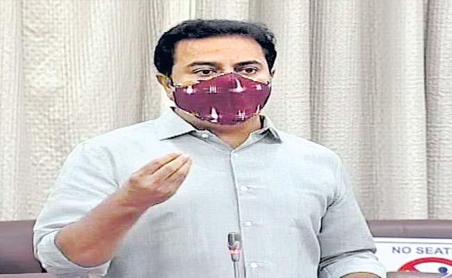 Minister KTR Speech In Telangana Assembly   - Sakshi