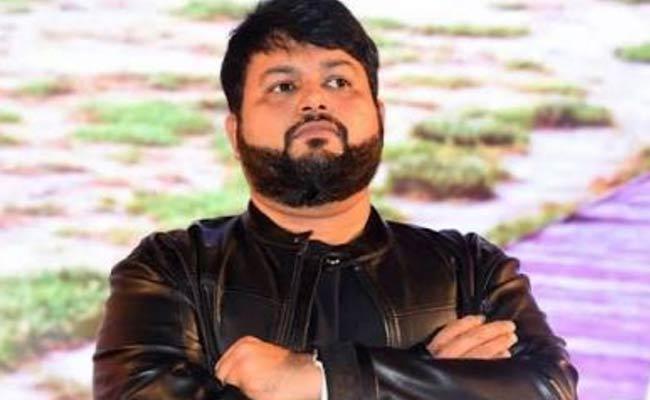 SS Thaman Talk About Pawan Kalyan Vakeel Saab Movie - Sakshi