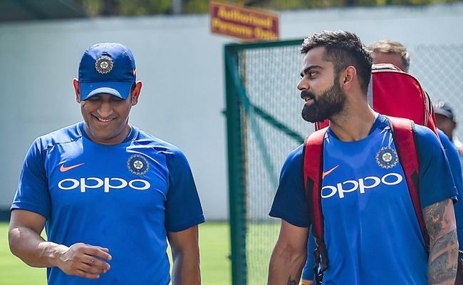 Manjrekar Slams Kohli For Calling Outside Talks NonSense - Sakshi