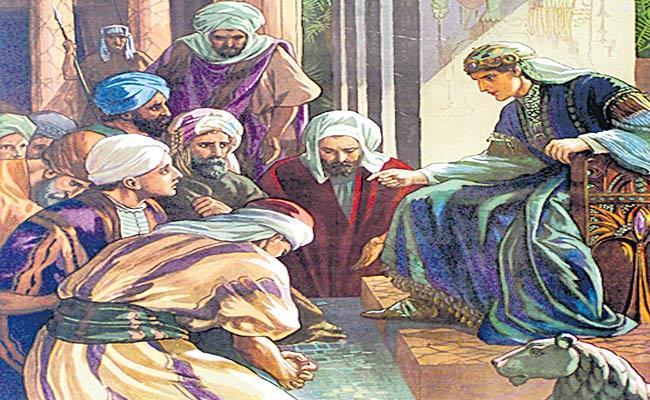 Jesus Christ Suvartha Spiritual Story In Telugu - Sakshi