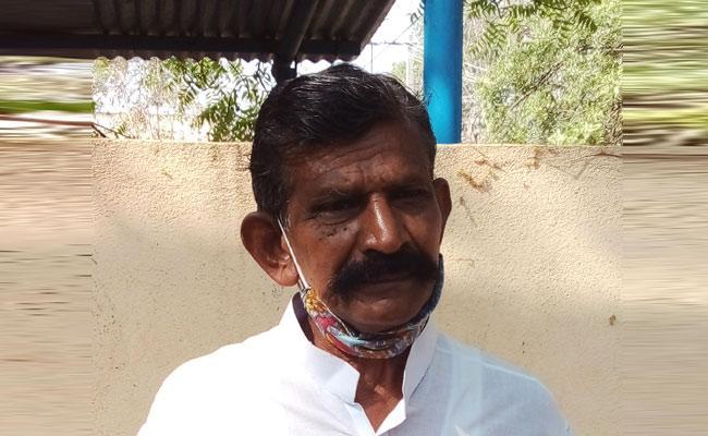 Nagarjuna Sagar Bypoll 2021 Man Contest 11 Times In Elections - Sakshi