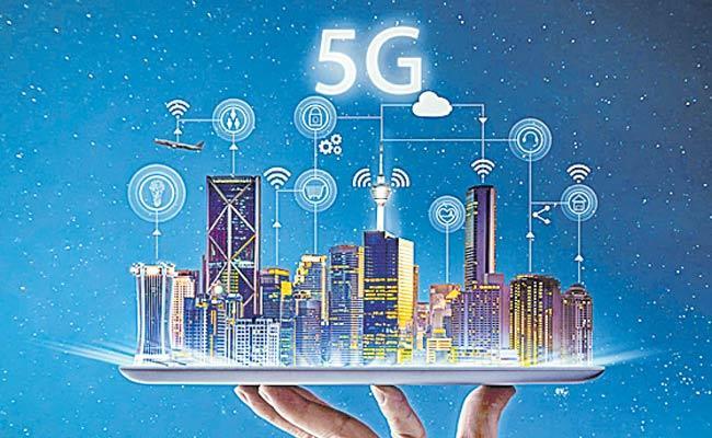 India Plays Key Role In 5G Era - Sakshi