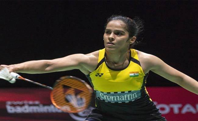 Saina Nehwal Enters Orleans Masters Quarters - Sakshi