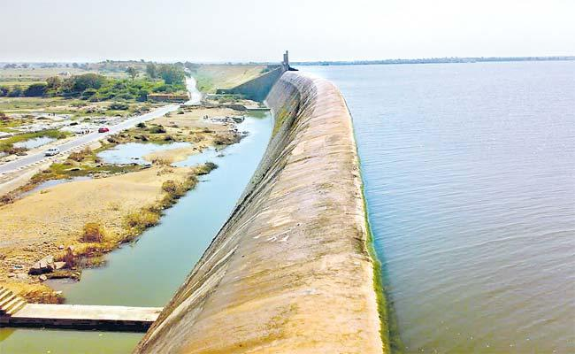 CM KCR Review Meeting on Lift irrigation Projects - Sakshi