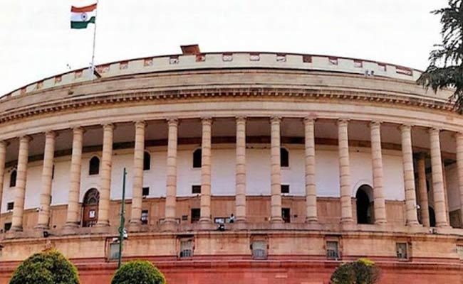 Budget Session End Parliament Both Houses Adjourned - Sakshi
