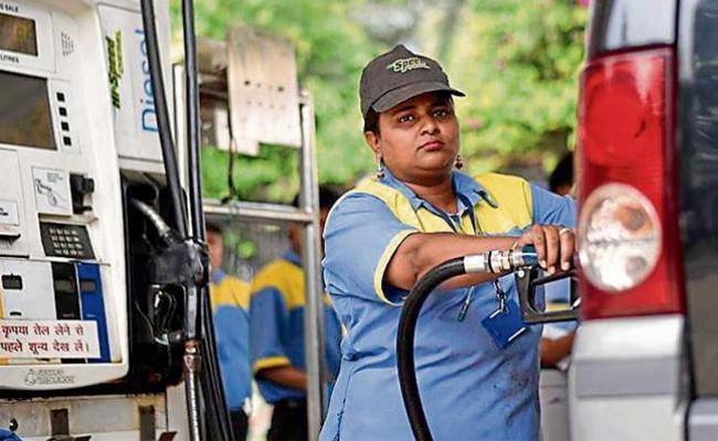 Petrol, Diesel Under GST: Not Possible In Next 8-10 Yrs,Sushil Modi Explains - Sakshi