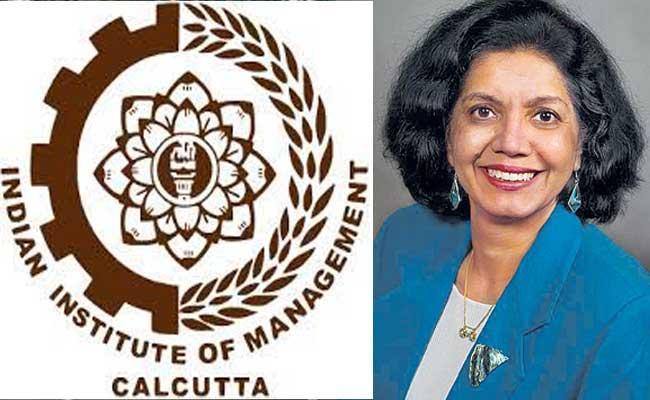 First Woman Director Of IIM Calcutta Anju Seth Resigns - Sakshi
