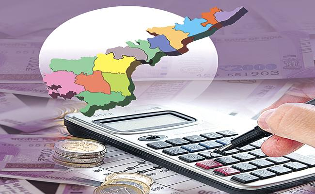 Decision of AP Govt for the issuance of Otan account budget - Sakshi