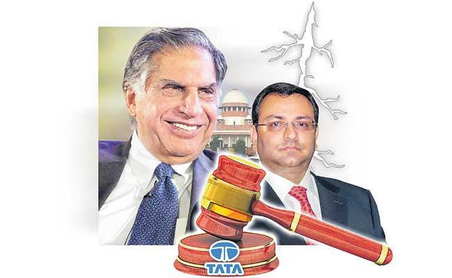 Supreme Court sets aside NCLAT order which had reinstated Cyrus Mistry - Sakshi