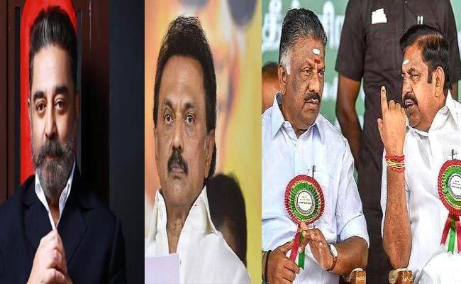 Tamil Nadu Assembly Election 2021 Key Opponents AIADMK DMK Story - Sakshi
