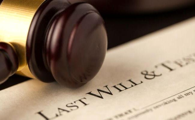 All you need to know about the Last Will and Testament - Sakshi