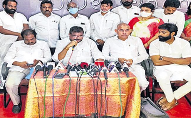 Botsa Satyanarayana Comments On TDP - Sakshi