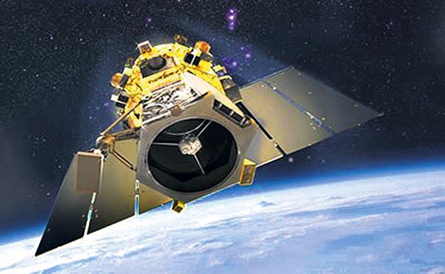 ISRO satellite launch schedule of GISAT-1 on April 18 - Sakshi