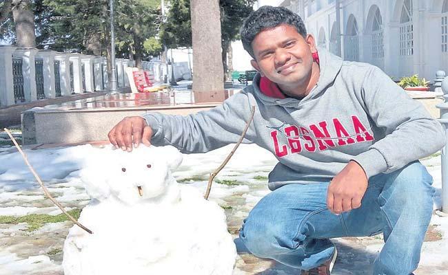 Jawahar Nagar Commissioner Gopi Inspirational Special Interview - Sakshi