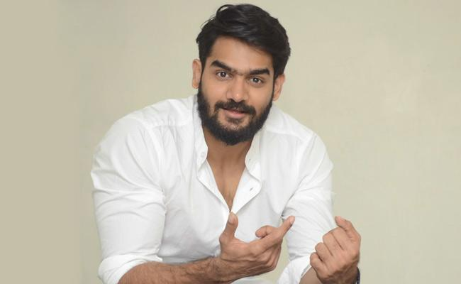 Hero Kartikeya Asks Audiences For Give Me Another Chance - Sakshi