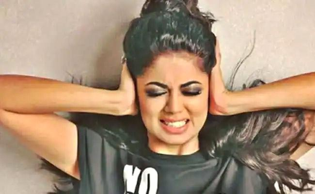 FIR Actress And Bigg Boss 14 Fame Kavita Kaushik Exposes Trolls Shares Screenshots Of Abusive Chats - Sakshi