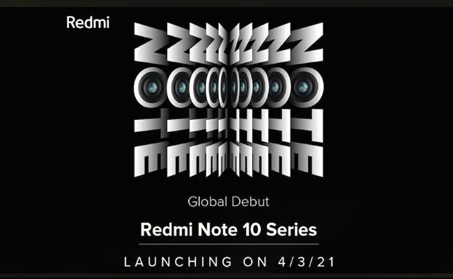 Redmi Note 10 Price in India Leaked Ahead of March 4 Launch - Sakshi