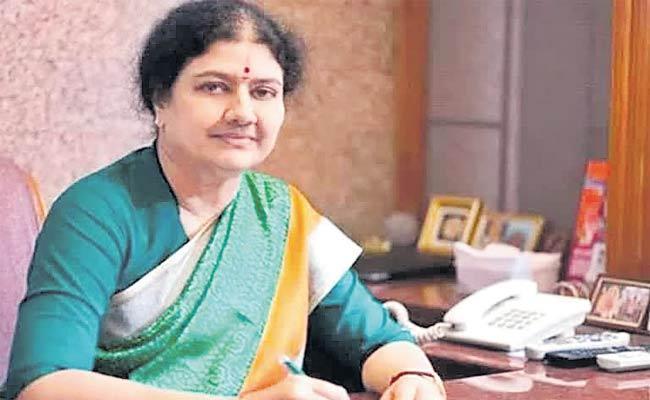 Tamil Nadu VK SasikalaHopes To Lead FourthFront For Polls - Sakshi