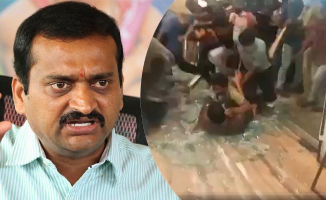 Bandla Ganesh Reaction On Fans Chaos At Vakeel Saab Trailer Launch - Sakshi