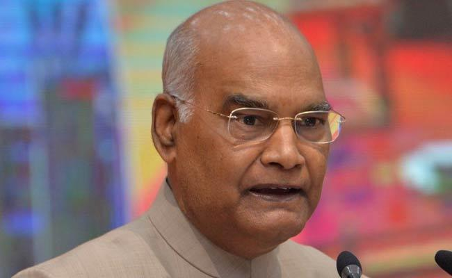 President RamNath Kovind Conducted Successfully Bypass Surgery - Sakshi