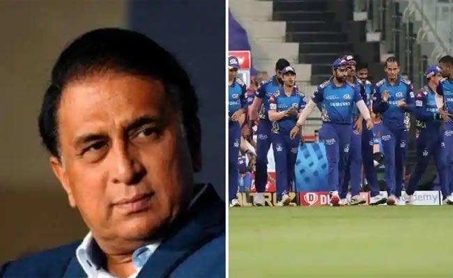 IPL 2021: Mumbai Indians Will Be Hard To Beat Says Sunil Gavaskar - Sakshi