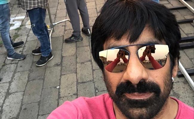 Ravi Teja Khiladi Movie Shooting Postponed Due To Coronavirus - Sakshi