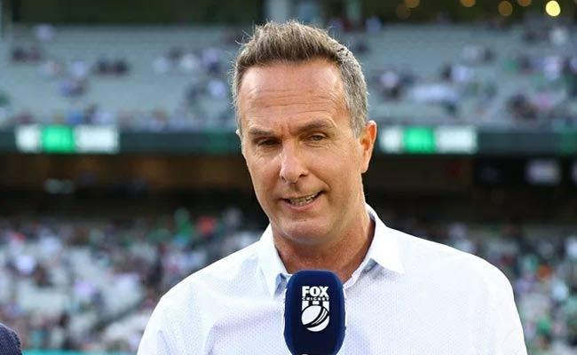 Michael Vaughan Dig At Team India Over Dropping Catches Fans Trolls - Sakshi