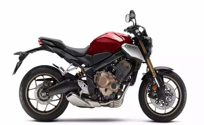 Honda CB650R launched in India at Rs 8.67 lakh - Sakshi