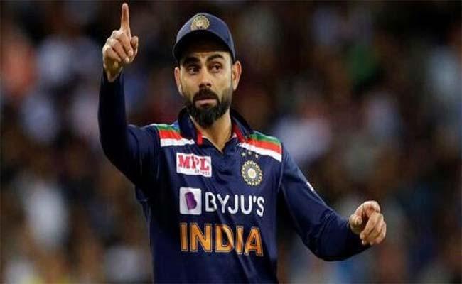 Kohli Tops In ICC ODI Rankings - Sakshi
