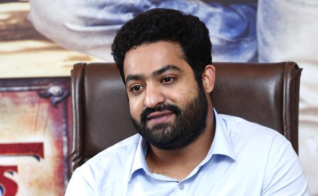 Rumors On NTR Trivikram Next Film - Sakshi