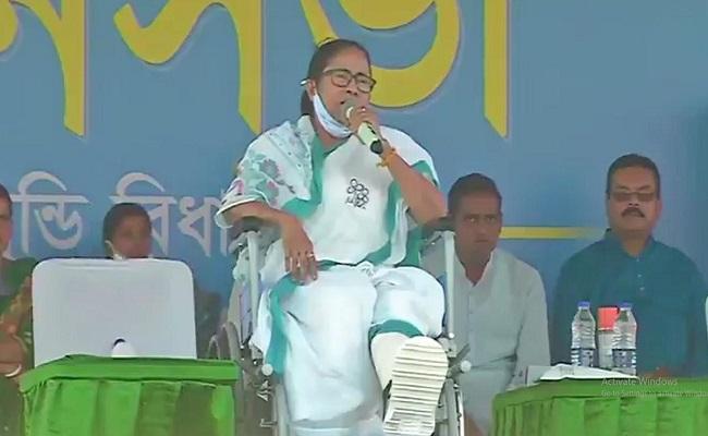 West Bengal Assembly Polls 2021 Fake Survey Report FloodAhead Of Phase 2 Polls - Sakshi