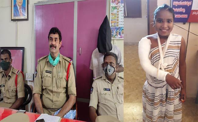 Minor Girl Kidnapped By Tamilnadu Person In West Godavari - Sakshi