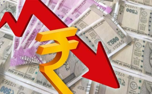 Rupee Hits One-Month Low On Rising US Bond Yields, May Fall Further - Sakshi