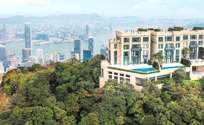 This Hong Kong Home Rent Is Rs 1 Crore 26 Lakh Per Month - Sakshi