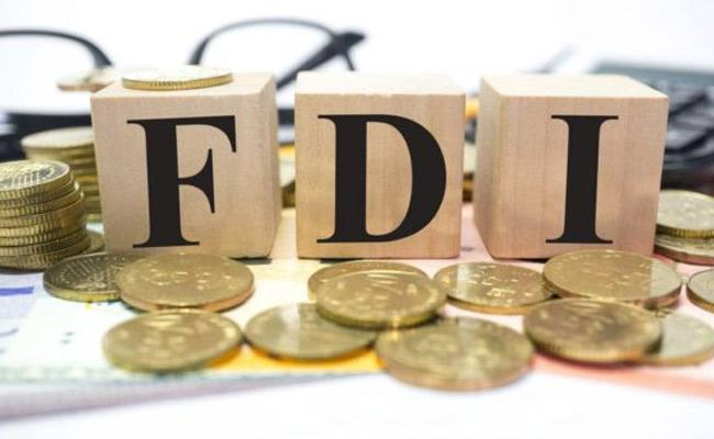 FDI Rises 40 Percent To 51 Billion Dollars in Apr Dec 2020 21 - Sakshi