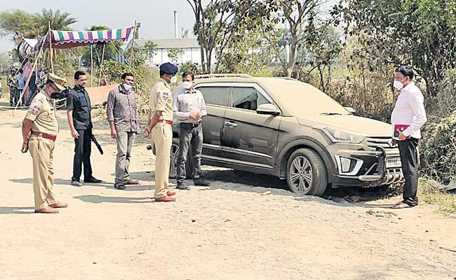 Scene Re Construction On Lawyers Murder - Sakshi