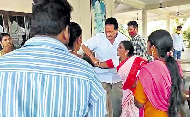 TDP Politics In Saluru Municipality - Sakshi
