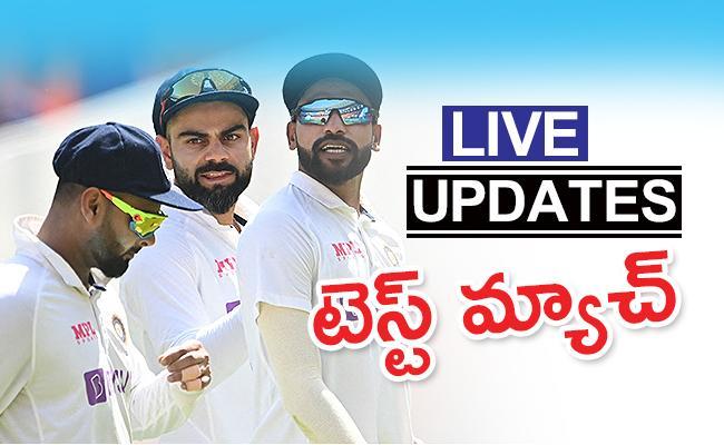 India Vs England 4th Test Day 1 Live Updates Telugu - Sakshi