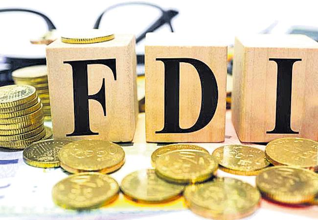Foreign direct investment of Rs 1975 crore to AP - Sakshi