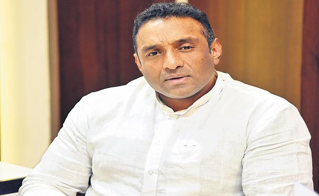 Mekapati Goutham Reddy Comments On Industrial infrastructure - Sakshi