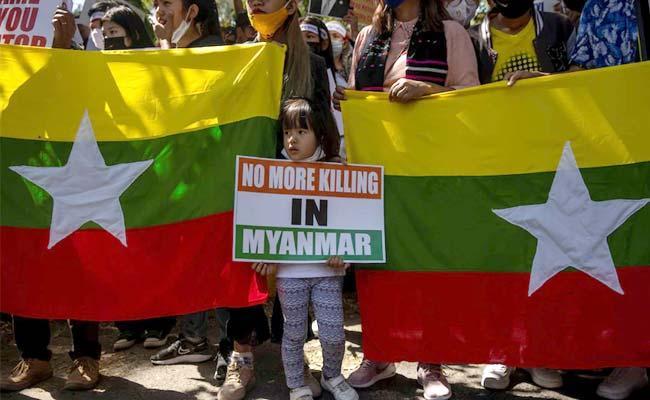 Sakshi Editorial On Myanmar Army Attacks