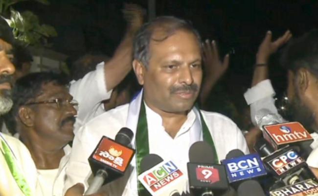Gadikota Srikanth Reddy Slams On Somu Veerraju In YSR Kadapa - Sakshi