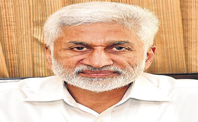 Vijaya Sai Reddy Comments On Chandrababu - Sakshi