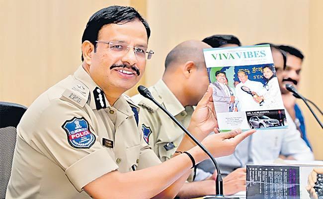 Cyberabad Police Busts Marketing Scam - Sakshi